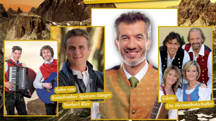 Südtiroler Heimatsterne Tour - Frühjahr 2017