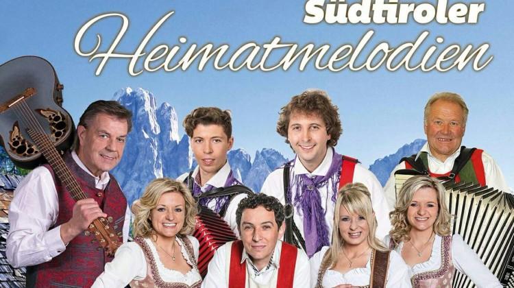 Südtiroler Heimatmelodien