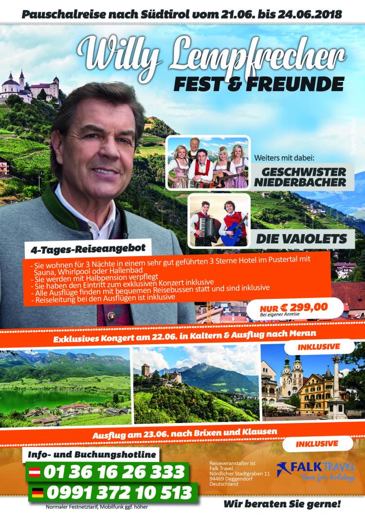 1806 Willy Lempfrecher Fest & Freunde A5 + 1mm