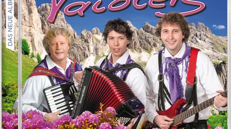 171.254 T Vaiolets Wieder blühen die Alpenrosen neu